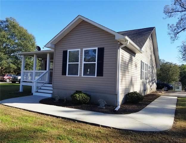 318 Dodd Hill Road, West Union, SC 29696 (MLS #20233783) :: Tri-County Properties at KW Lake Region