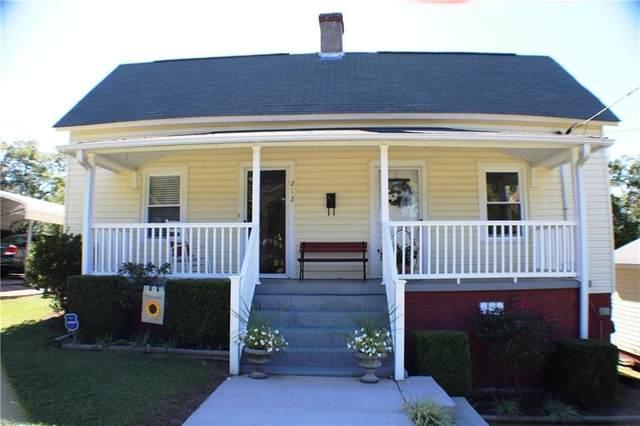 212 S 8th Street, Easley, SC 29640 (MLS #20233811) :: Tri-County Properties at KW Lake Region