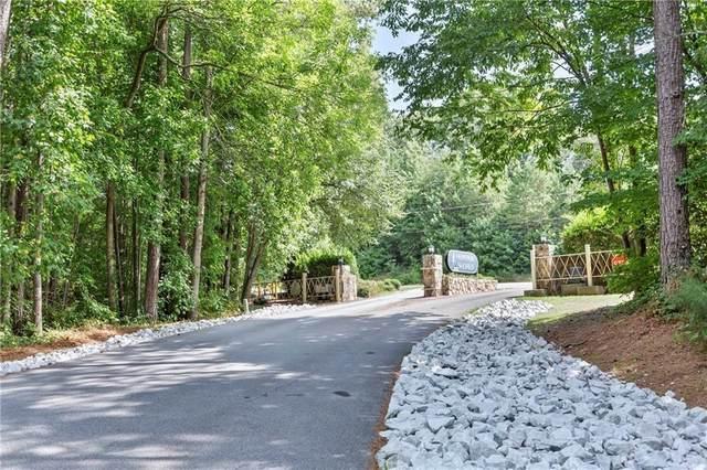 Lot 5 Hunters Ridge Drive, Fair Play, SC 29643 (#20233812) :: Expert Real Estate Team