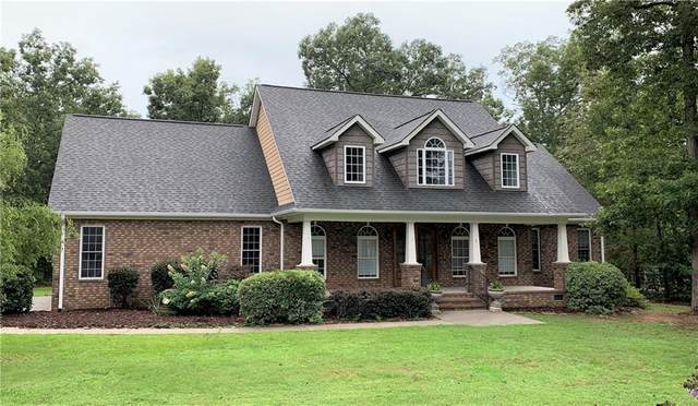 7 United Avenue, Pendleton, SC 29670 (MLS #20233838) :: Tri-County Properties at KW Lake Region