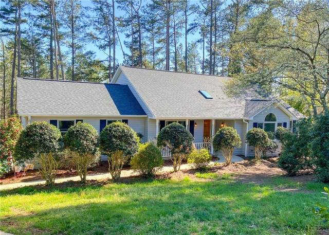 163 Weatherstone Drive, Central, SC 29630 (MLS #20233846) :: The Powell Group