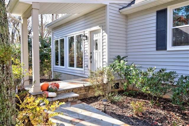 300 Laurel Drive, Westminster, SC 29693 (MLS #20233856) :: Tri-County Properties at KW Lake Region