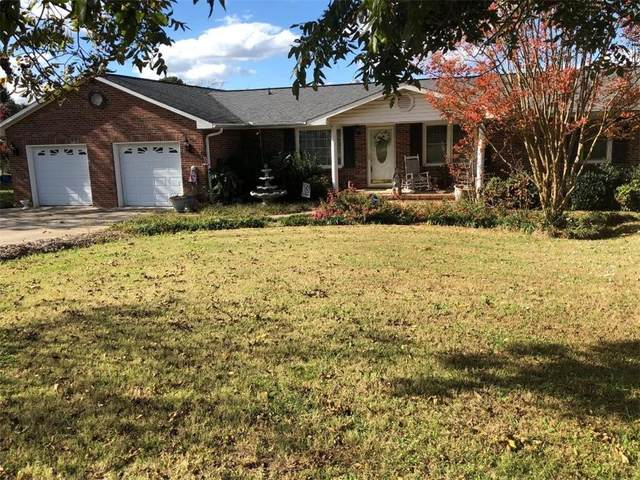 109 Carson Drive, Starr, SC 29684 (MLS #20233874) :: The Powell Group