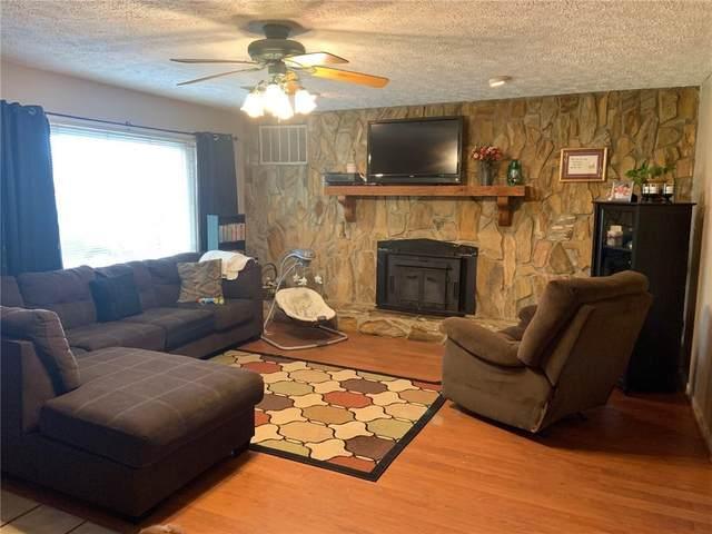400 Johnson Road, Pelzer, SC 29669 (MLS #20233892) :: Les Walden Real Estate