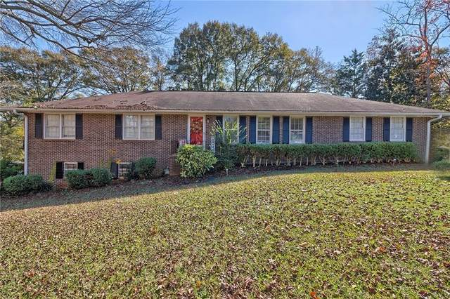 303 Loblolly Drive, Anderson, SC 29625 (#20233972) :: Expert Real Estate Team