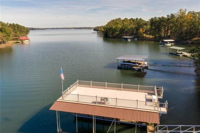 161 Hidden Point Road, Hartwell, GA 30643 (MLS #20233979) :: Lake Life Realty