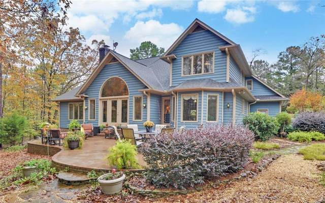 350 Majestic Shores, Hartwell, GA 30643 (MLS #20233980) :: Tri-County Properties at KW Lake Region