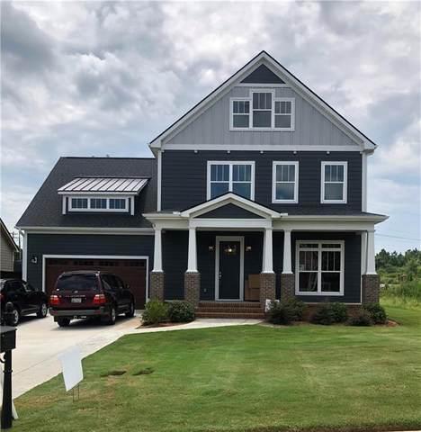 107 Bold Slope Drive, Piedmont, SC 29673 (#20233985) :: Expert Real Estate Team