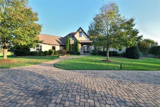 1170 Crowe Creek Road, Six Mile, SC 29682 (MLS #20234022) :: Tri-County Properties at KW Lake Region