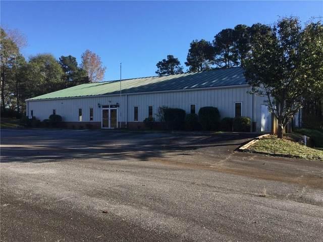 3871 Hwy. 24 Highway, Anderson, SC 29626 (MLS #20234027) :: Les Walden Real Estate