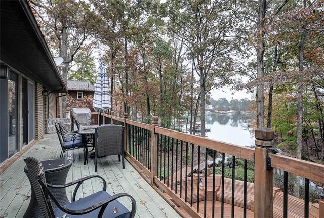 133 Lindos Drive, Seneca, SC 29672 (MLS #20234036) :: Tri-County Properties at KW Lake Region