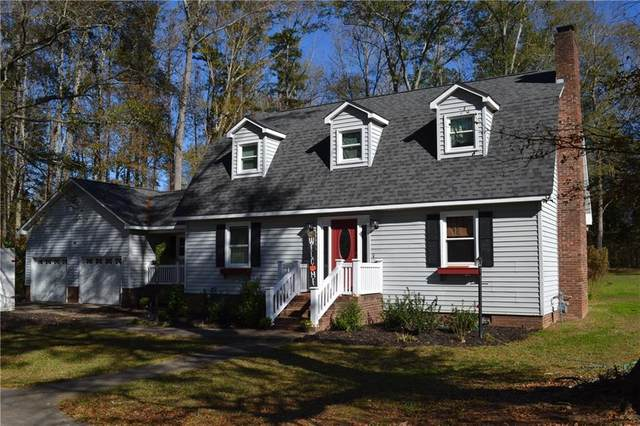 103 Lakeview Drive, Williamston, SC 29697 (MLS #20234042) :: Tri-County Properties at KW Lake Region