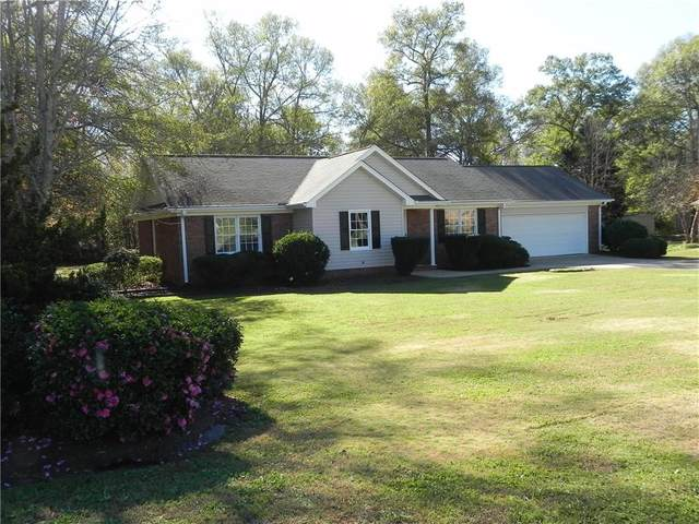219 Loblolly Drive, Anderson, SC 29625 (MLS #20234043) :: Tri-County Properties at KW Lake Region