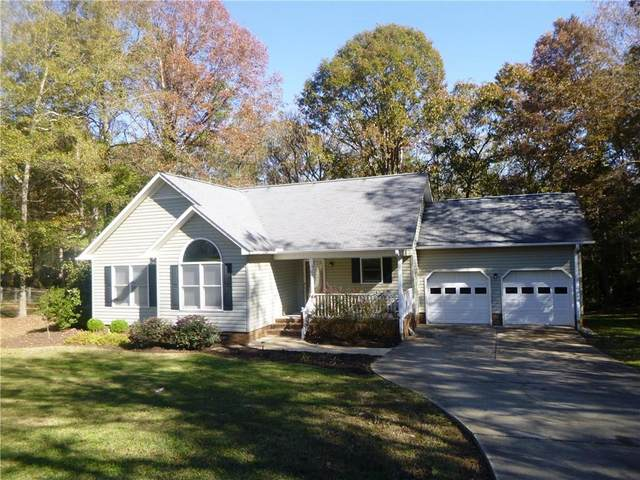 1113 Green Willow Trail, Anderson, SC 29621 (MLS #20234055) :: Tri-County Properties at KW Lake Region