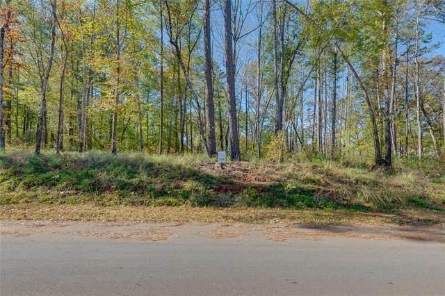 00 Harbor Point Drive, Seneca, SC 29672 (MLS #20234056) :: Tri-County Properties at KW Lake Region
