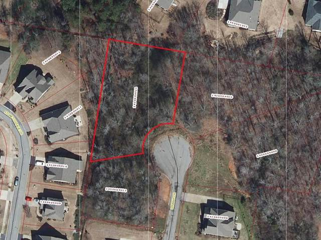 1017 Winmar Drive, Anderson, SC 29621 (MLS #20234127) :: Tri-County Properties at KW Lake Region