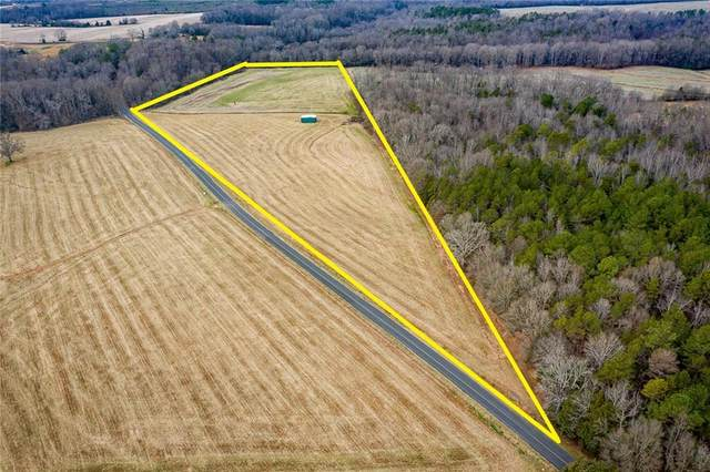 00 Fred Dobbins Road, Townville, SC 29689 (MLS #20234133) :: Les Walden Real Estate