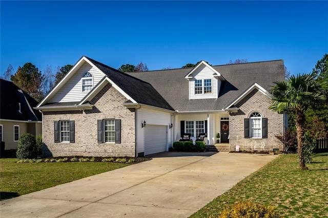 240 Lyttleton Way, Anderson, SC 29621 (MLS #20234134) :: Tri-County Properties at KW Lake Region