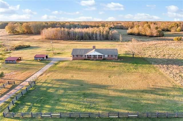 532 Martin Road, Honea Path, SC 29654 (MLS #20234144) :: Les Walden Real Estate