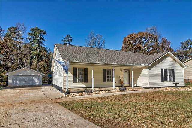 127A Hammett Acres Road, Anderson, SC 29621 (MLS #20234147) :: Tri-County Properties at KW Lake Region