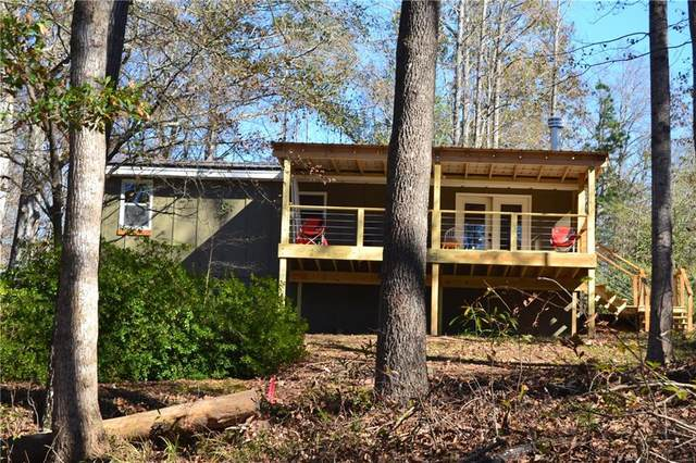 140 Dawn Cove Road, Seneca, SC 29678 (MLS #20234171) :: Les Walden Real Estate