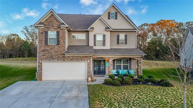 167 Wild Hickory Circle, Easley, SC 29642 (MLS #20234172) :: Les Walden Real Estate
