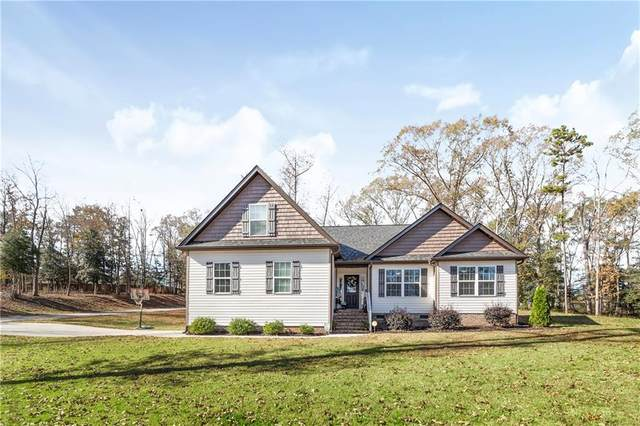1011 Wild Deer Lane, Belton, SC 29627 (MLS #20234191) :: Tri-County Properties at KW Lake Region