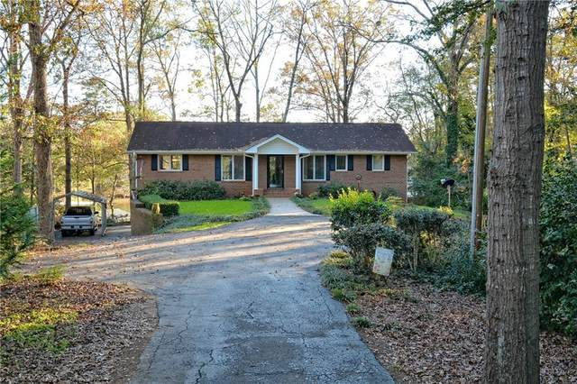199 Tahoe Road, Hartwell, GA 30643 (MLS #20234197) :: The Powell Group