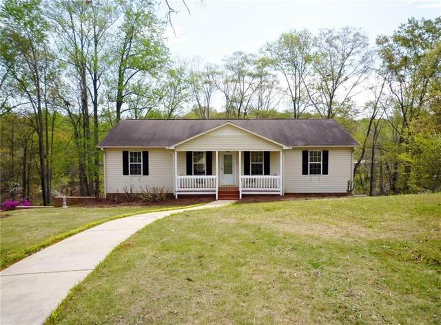 201 Inland Drive, Anderson, SC 29625 (MLS #20234201) :: Tri-County Properties at KW Lake Region