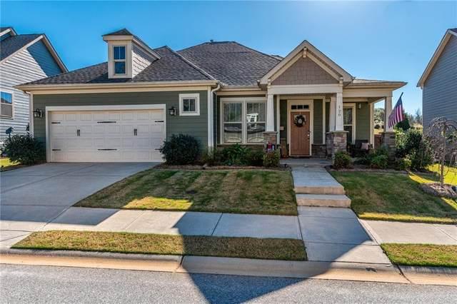 120 Summer Oak Lane, Simpsonville, SC 29680 (MLS #20234204) :: Tri-County Properties at KW Lake Region