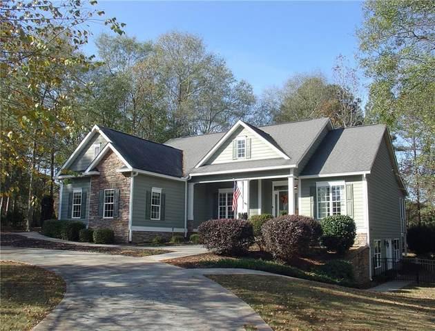 47 Azalea Drive, Hartwell, GA 30643 (MLS #20234268) :: Tri-County Properties at KW Lake Region