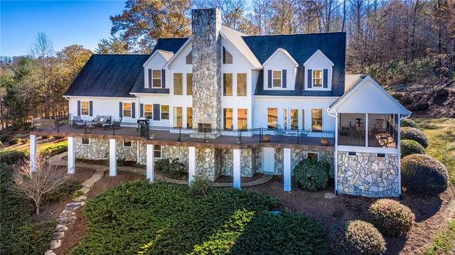198 Pleasant Grove Road, Pickens, SC 29671 (MLS #20234276) :: The Powell Group