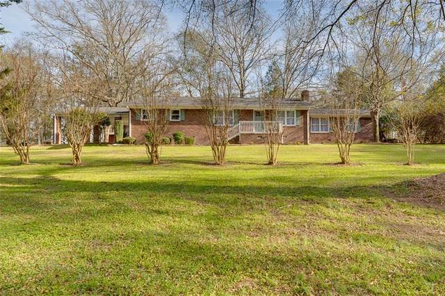 649 Mill Street Extension, Williamston, SC 29697 (MLS #20234278) :: Tri-County Properties at KW Lake Region