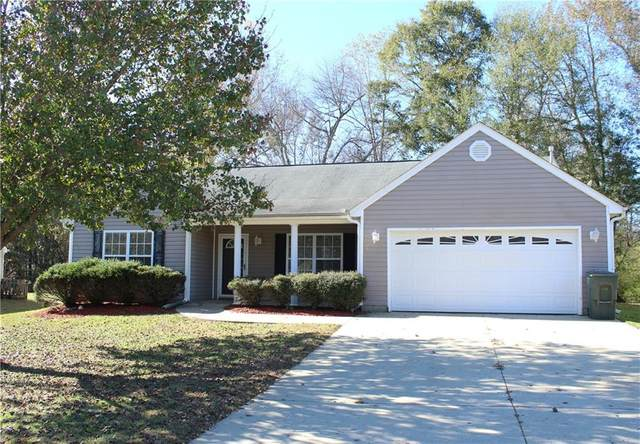1309 Ravenswood Drive, Anderson, SC 29625 (MLS #20234282) :: Tri-County Properties at KW Lake Region