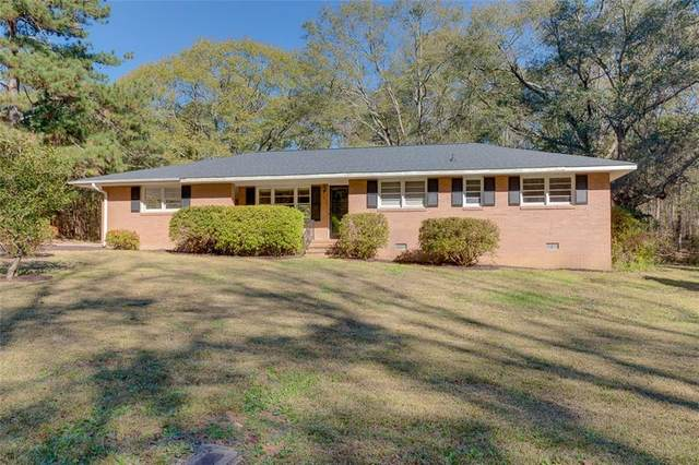 141 Campbell Road, Anderson, SC 29621 (MLS #20234290) :: Tri-County Properties at KW Lake Region