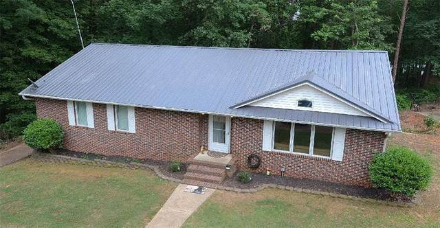 1013 Pintail Rd Pintail Road, Anderson, SC 29626 (MLS #20234307) :: Tri-County Properties at KW Lake Region