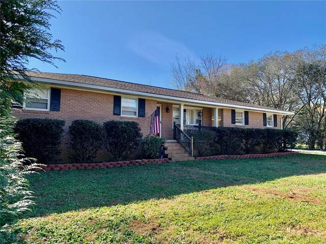 1506 Old Trail Drive, Anderson, SC 29626 (MLS #20234312) :: Tri-County Properties at KW Lake Region