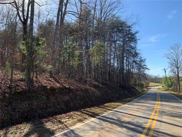 00 Connelly Road, Pickens, SC 29671 (#20234340) :: J. Michael Manley Team
