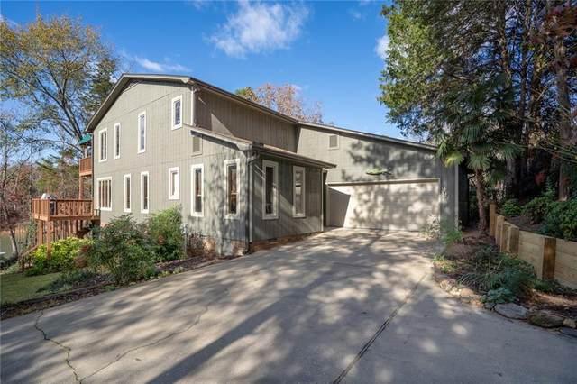 1410 Trusler Road, Anderson, SC 29626 (MLS #20234445) :: Tri-County Properties at KW Lake Region