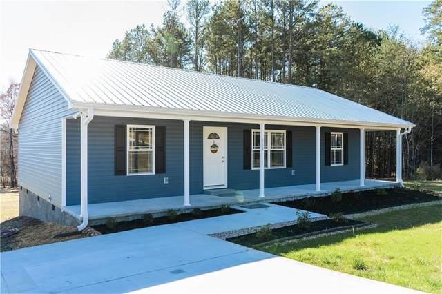 110 Morgan Road, West Union, SC 29696 (MLS #20234474) :: Les Walden Real Estate