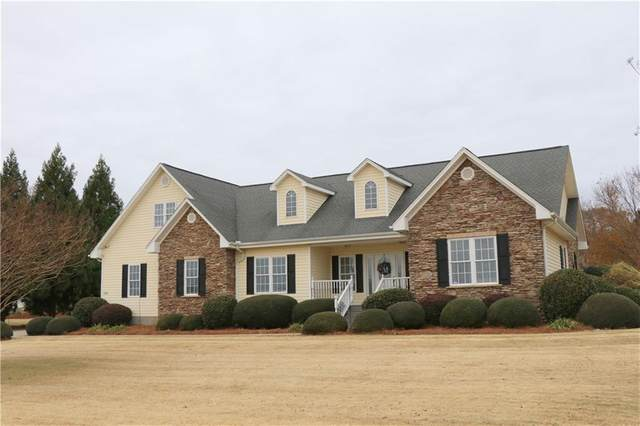 100 Windham Drive, Anderson, SC 29621 (MLS #20234498) :: Tri-County Properties at KW Lake Region
