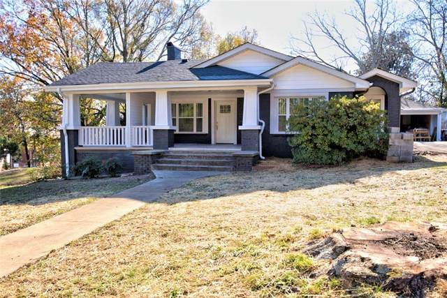 101 W 3rd Avenue, Easley, SC 29640 (MLS #20234499) :: The Powell Group