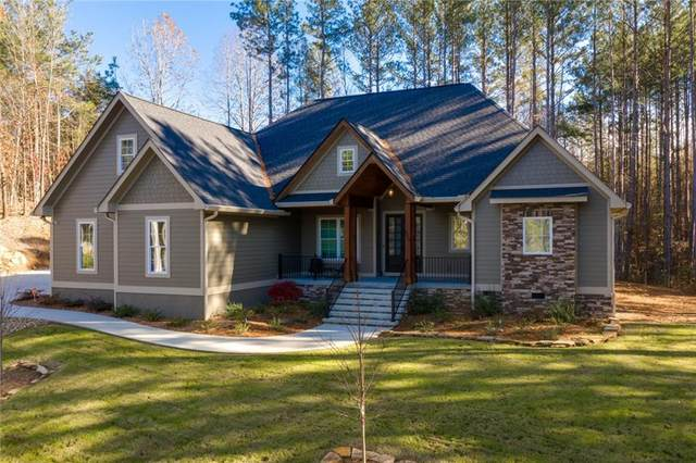 405 Windy Pines Lane, Seneca, SC 29672 (#20234526) :: J. Michael Manley Team