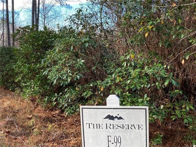 632 Top Ridge Drive, Sunset, SC 29685 (MLS #20234527) :: Les Walden Real Estate