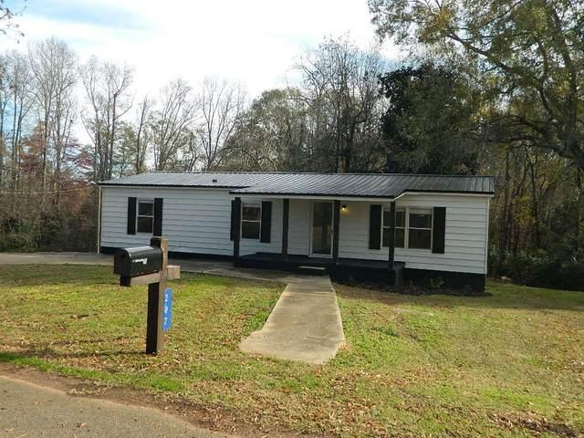 207 E Union Drive, Belton, SC 29627 (MLS #20234543) :: Les Walden Real Estate