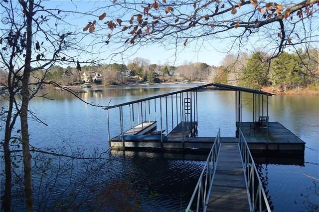 Lot 36/36A Four Views Court, Seneca, SC 29672 (#20234594) :: J. Michael Manley Team