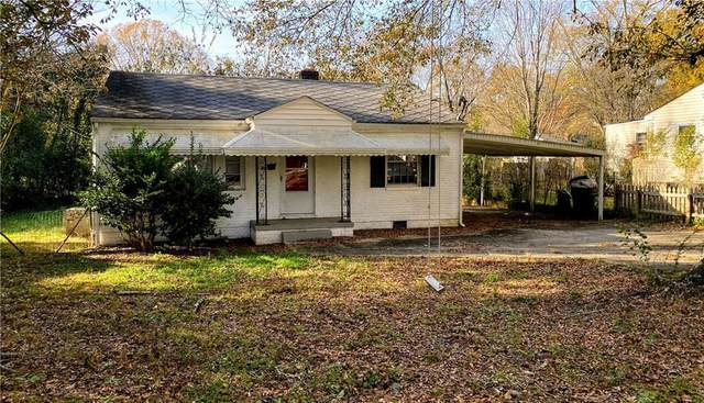 1907 Dobbins Avenue, Anderson, SC 29625 (MLS #20234603) :: Les Walden Real Estate