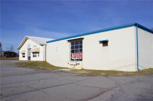 1017 Powdersville Road, Easley, SC 29642 (MLS #20234623) :: Les Walden Real Estate