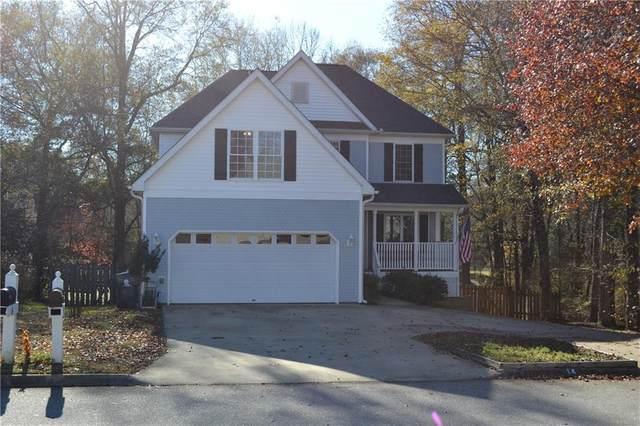 14 Baldwin Woods Circle, Simpsonville, SC 29680 (MLS #20234624) :: Tri-County Properties at KW Lake Region