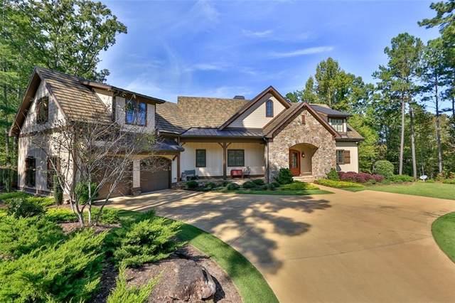 108 Ellenburg Creek Road, Sunset, SC 29685 (MLS #20234655) :: Les Walden Real Estate